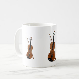 Violin Lovers, Musical String Instruments Mug