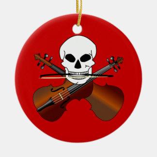 Violin Master Funny Music Ornament Gift