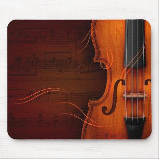 Violin Mouse Pad