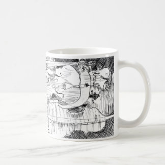 "Violin Mug ""Violini"" by Debby Wang"
