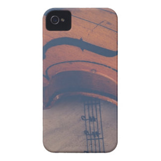 Violin Music Instrument Classic Musical Instrument iPhone 4 Case-Mate Case