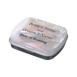 Violin on Credenza Wedding Products