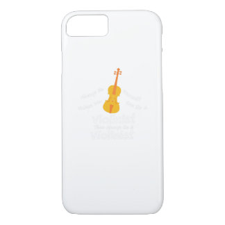 Violin Player Gif You Can Be A Violinist Case-Mate iPhone Case