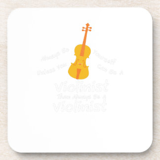 Violin Player Gif You Can Be A Violinist Coaster
