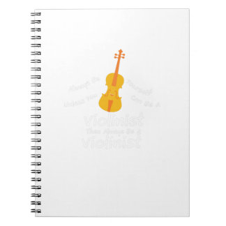 Violin Player Gif You Can Be A Violinist Notebook