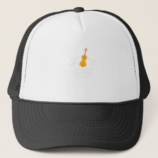 Violin Player Gif You Can Be A Violinist Trucker Hat
