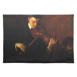 Violin Player Placemat