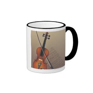 Violin Ringer Mug