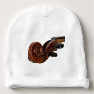 Violin Scroll Baby Beanie