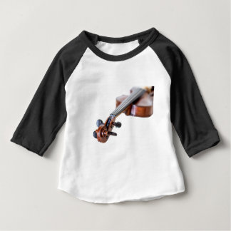 Violin scroll baby T-Shirt