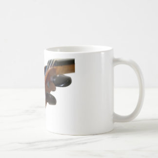 Violin Scroll Coffee Mug