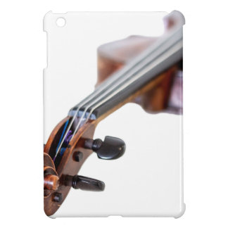 Violin scroll iPad mini cover