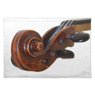 Violin Scroll Placemat