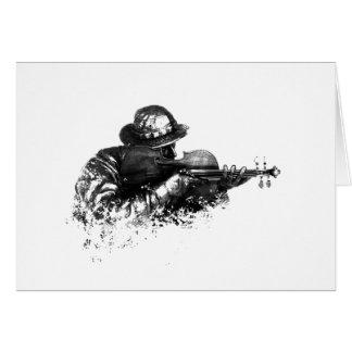 violin sniper card