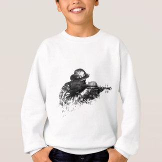 violin sniper sweatshirt