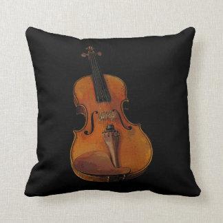 Violin Throw Pillow
