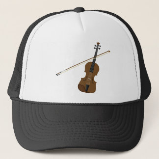 Violin Trucker Hat