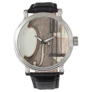 Violin, Viola, Cello? Wrist Watches