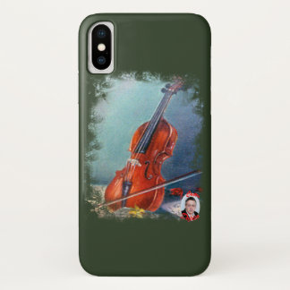 Violin/Violin iPhone X Case