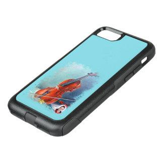 Violin/Violin OtterBox Commuter iPhone 8/7 Case