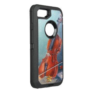 Violin/Violin OtterBox Defender iPhone 8/7 Case