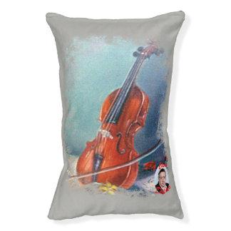 Violin/Violin Pet Bed