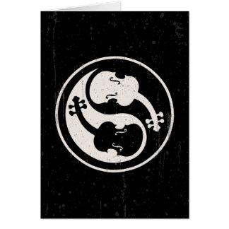 Violin Yang Card