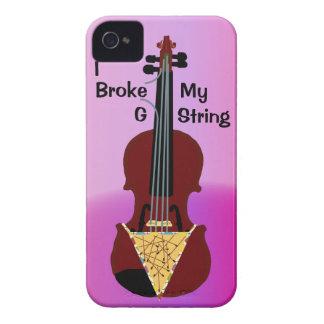 Violinist iPhone 4/4S Case