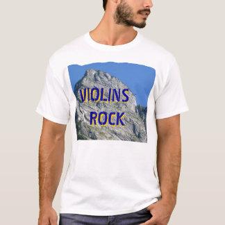 Violins Rock T-Shirt