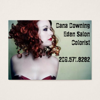 vionett, Dana DowningEden SalonColorist209.571.... Business Card