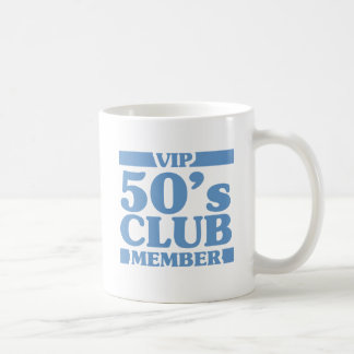 VIP 50's Club Coffee Mug