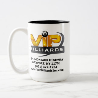 VIP Billiards Coffee Mug