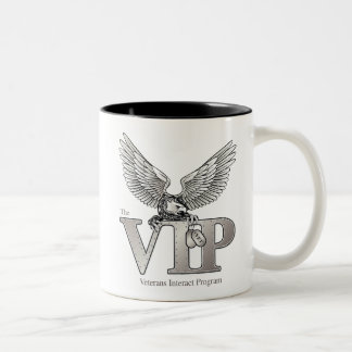 VIP Coffee Mug with Black Interior
