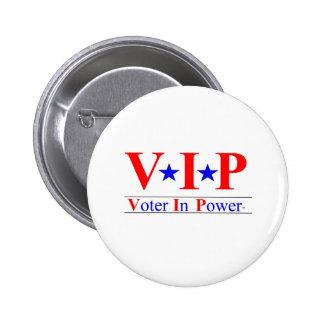 VIP Design 400 2 Inch Round Button