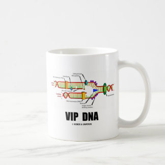 VIP DNA (DNA Replication Humor) Coffee Mug