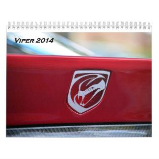 Viper 2016 Calendar