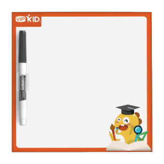 VIPKID Back to School Erase Board 1