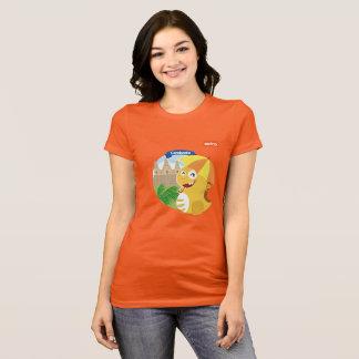 VIPKID Cambodia T-Shirt (orange)