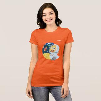 VIPKID Earth T-Shirt (orange)