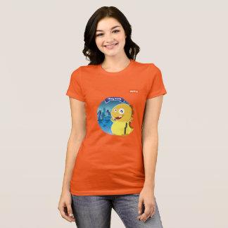 VIPKID Hong Kong T-Shirt (orange)