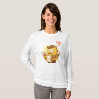 VIPKID Long Sleeve T-shirt For Teacher Ashley