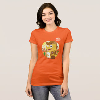 VIPKID Short Sleeve T-Shirt for Teacher Ashley