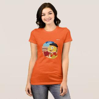 VIPKID Spain T-Shirt (orange)