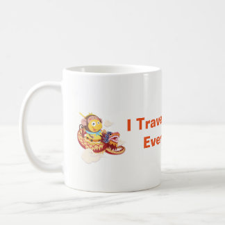 VIPKID Travel to China Mug