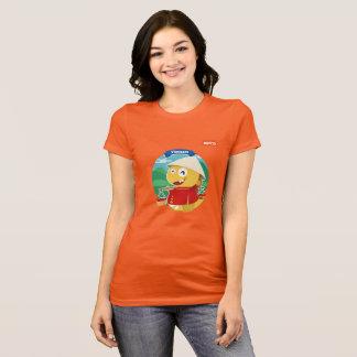 VIPKID Vietnam T-Shirt (orange)