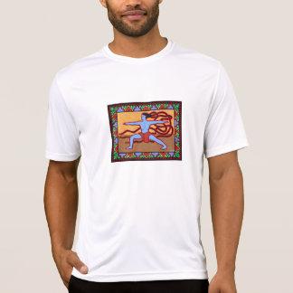 Virabhadrasana T-Shirt