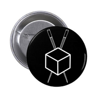 Viral Tofu Pinback Buttons