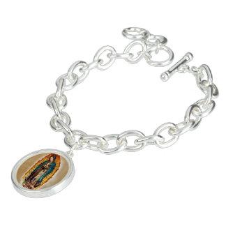 Virgen de Guadalupe Jewlery Charm Bracelets