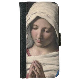 Virgen Mary iPhone 6 Wallet Case