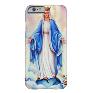 Virgen the drawer medalla milagrosa barely there iPhone 6 case